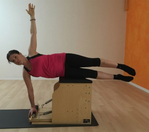 Chair Lateral balance